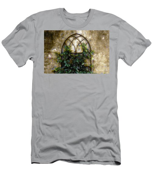 Men's T-Shirt (Athletic Fit) featuring the photograph Creeping Vine 1 by Donna Bentley