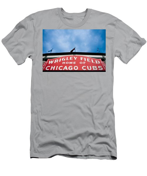Cubs Sign Men's T-Shirt (Athletic Fit)