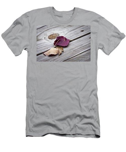 Dead Leaves Men's T-Shirt (Athletic Fit)