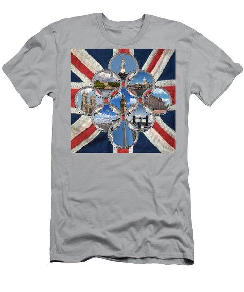 Diamond City Men's T-Shirt (Athletic Fit)