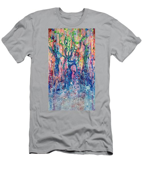 Dream Of Our Souls Awake Men's T-Shirt (Athletic Fit)