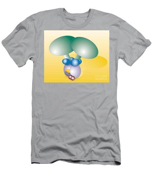 Dynein Complex Men's T-Shirt (Athletic Fit)