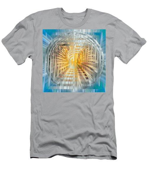 Escrow Vault Men's T-Shirt (Athletic Fit)
