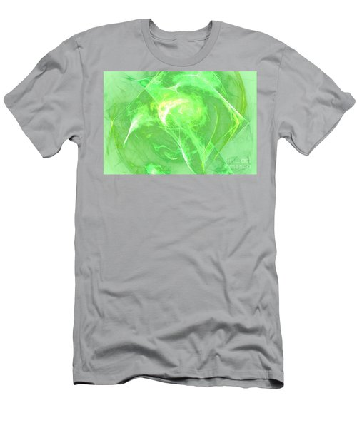 Men's T-Shirt (Slim Fit) featuring the digital art Ethereal by Kim Sy Ok