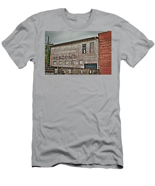 Faded Facade Men's T-Shirt (Athletic Fit)