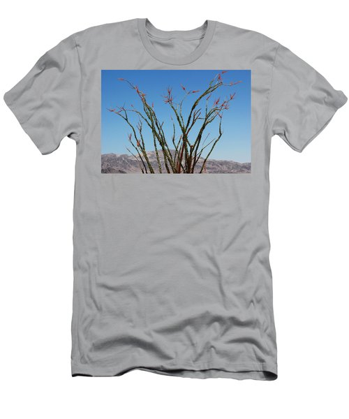 Fingers To The Sky Men's T-Shirt (Athletic Fit)
