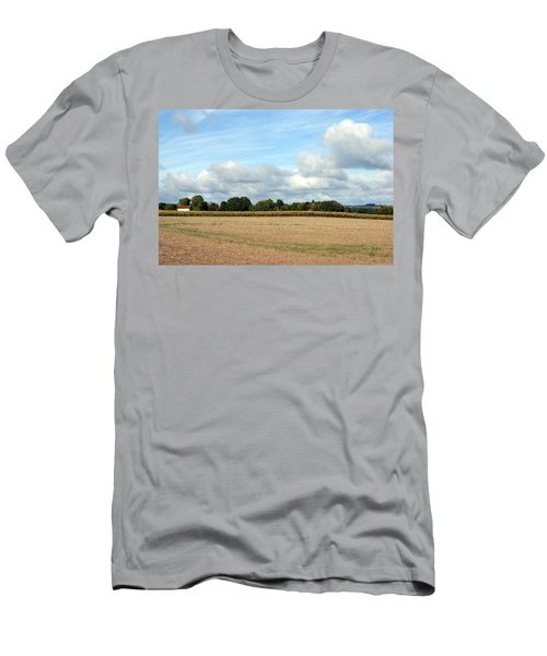 French Countryside Men's T-Shirt (Athletic Fit)