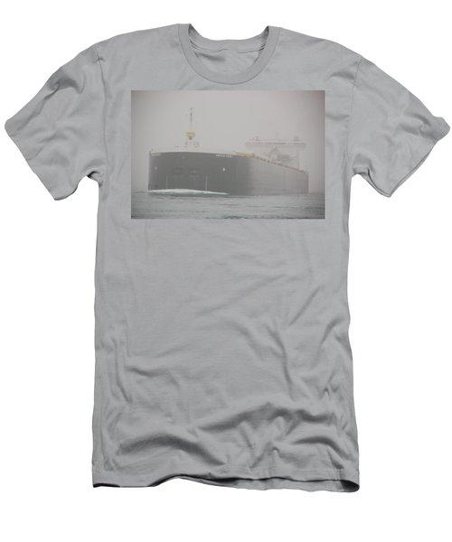 Frieghter Close Up Men's T-Shirt (Athletic Fit)