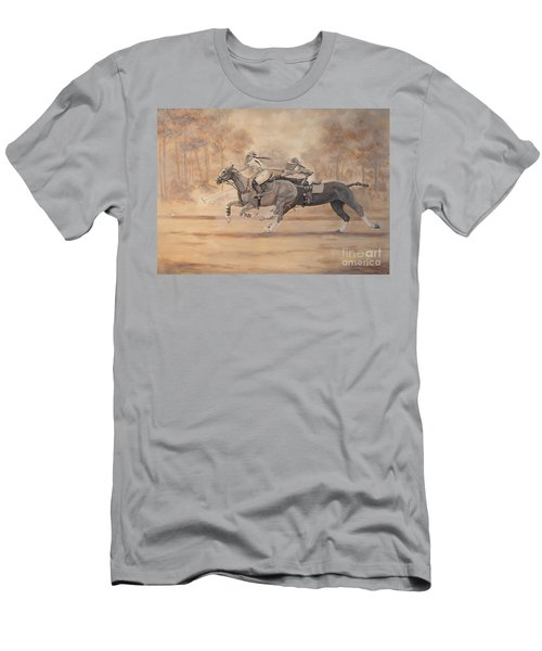 Ghost Riders Men's T-Shirt (Athletic Fit)