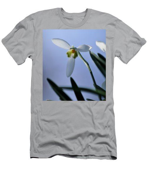 Giant Snowdrop Men's T-Shirt (Athletic Fit)