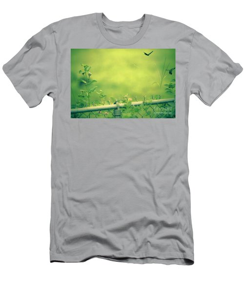 God's Love  Series One Men's T-Shirt (Athletic Fit)