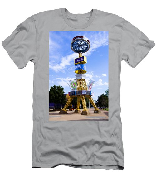 Grapevine Mills Mall Men's T-Shirt (Athletic Fit)