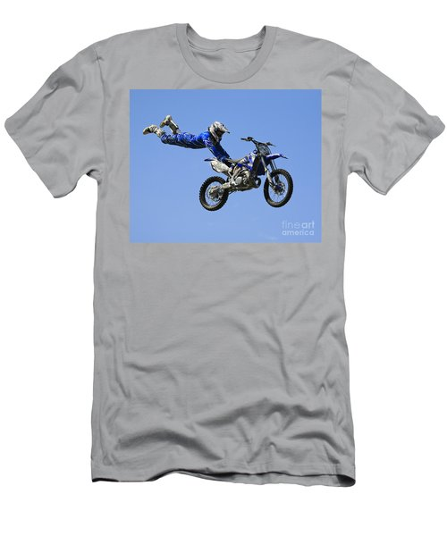 Hanging On Men's T-Shirt (Athletic Fit)