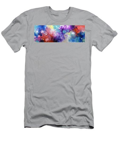 Healing Energies Men's T-Shirt (Athletic Fit)