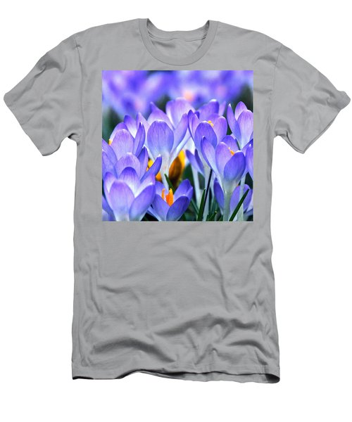 Here Come The Croci Men's T-Shirt (Athletic Fit)