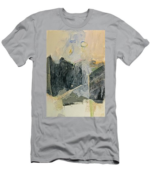 Hits And Mrs Or Kami Hito E  Detail  Men's T-Shirt (Athletic Fit)