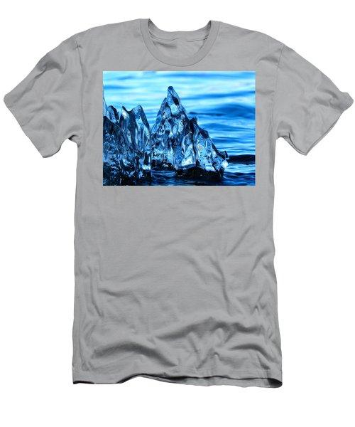 Iceberg River Men's T-Shirt (Athletic Fit)