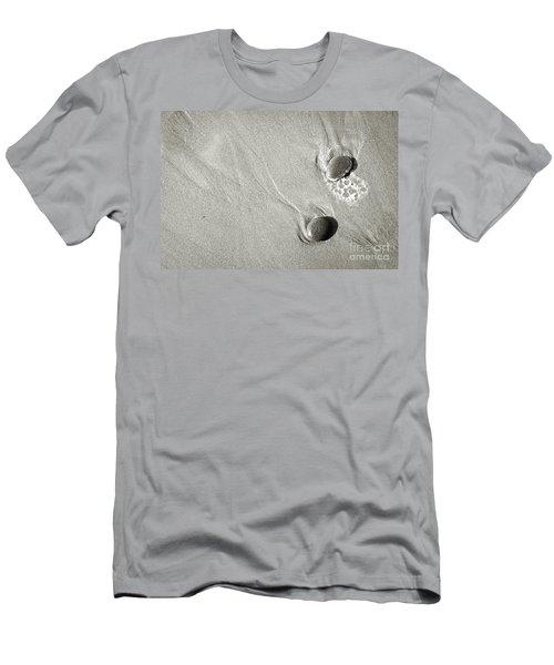 Inorganic Life Men's T-Shirt (Athletic Fit)