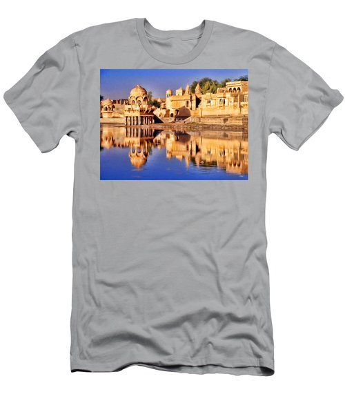 Jaisalmer Rajasthan Men's T-Shirt (Athletic Fit)