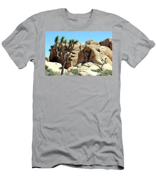 Joshua Tree Men's T-Shirt (Athletic Fit)