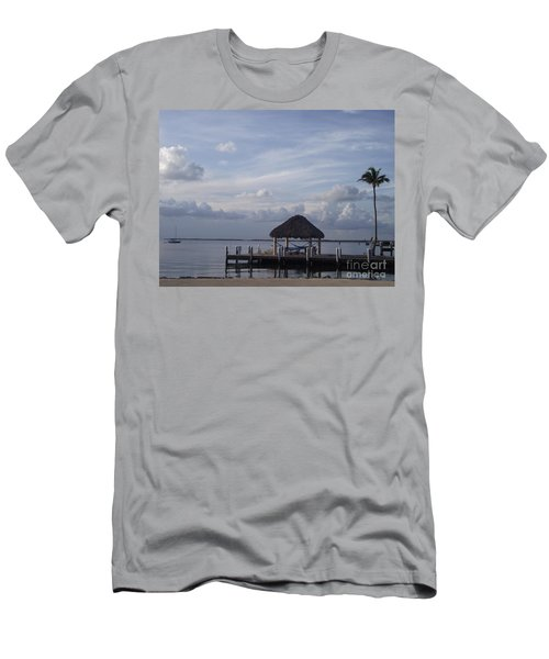 Key Largo Retreat Men's T-Shirt (Athletic Fit)