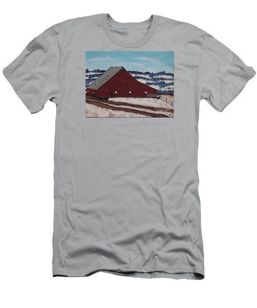 Keystone Farm Men's T-Shirt (Athletic Fit)