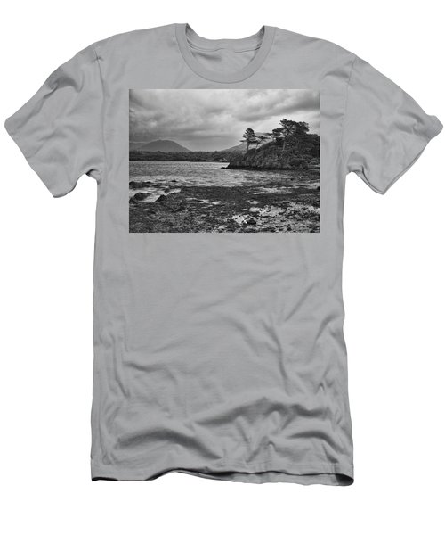 Men's T-Shirt (Slim Fit) featuring the photograph Killarney Lake by Hugh Smith