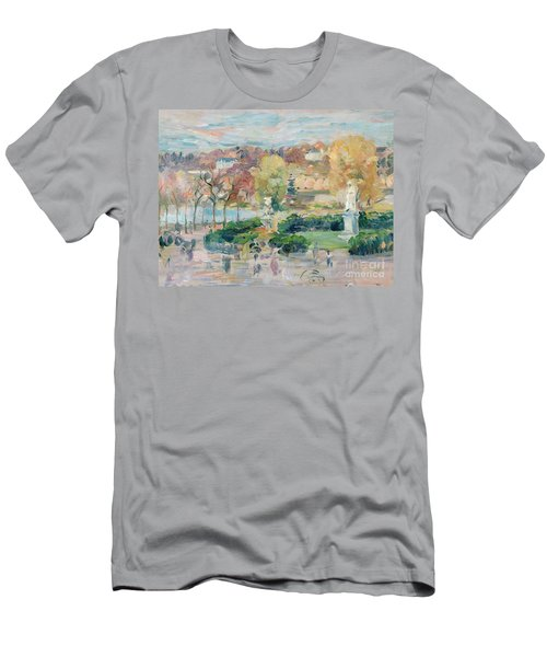 Landscape In Tours Men's T-Shirt (Athletic Fit)