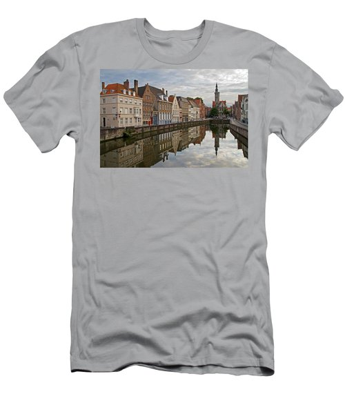 Late Afternoon Reflections Men's T-Shirt (Athletic Fit)