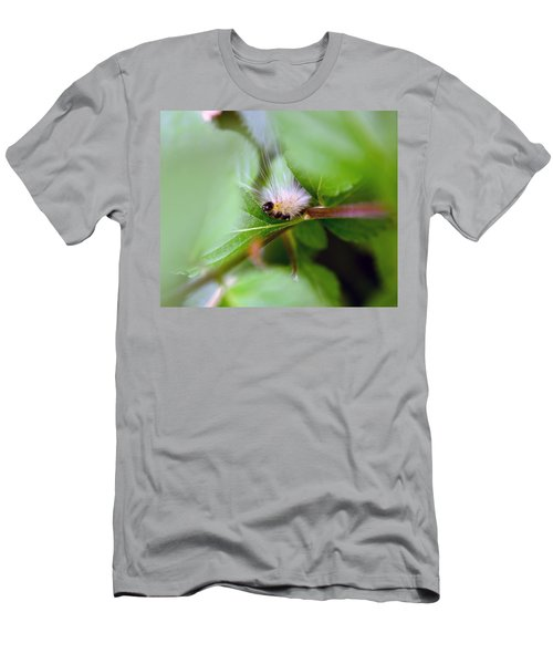 Leaf For One Men's T-Shirt (Athletic Fit)