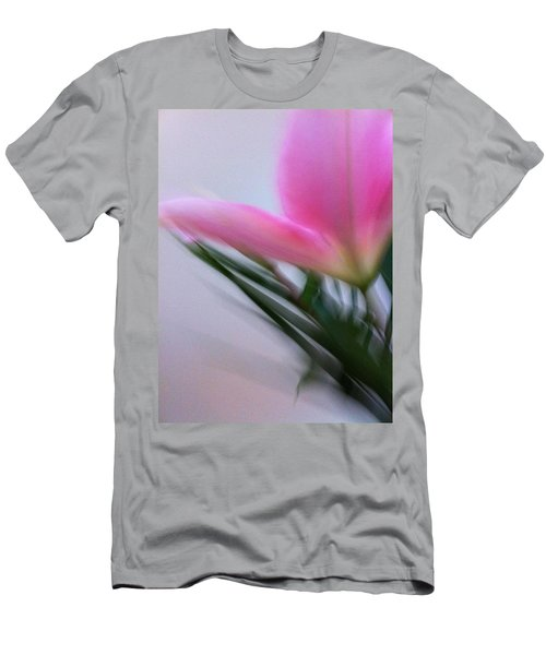 Lily In Motion Men's T-Shirt (Athletic Fit)