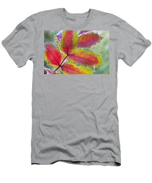 Little Bit Of Autumn Men's T-Shirt (Athletic Fit)