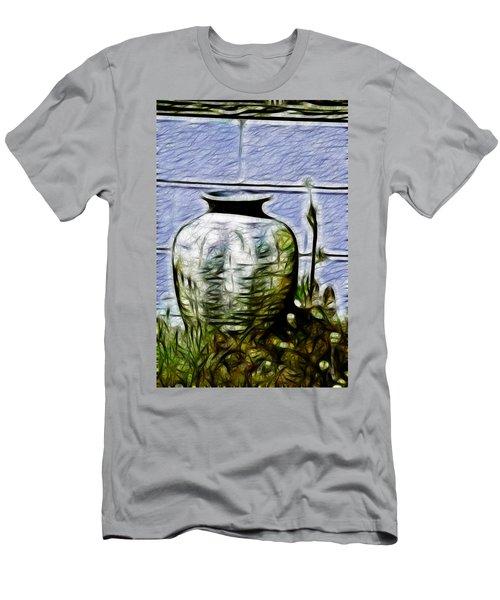 Mamas Old Vase Men's T-Shirt (Athletic Fit)