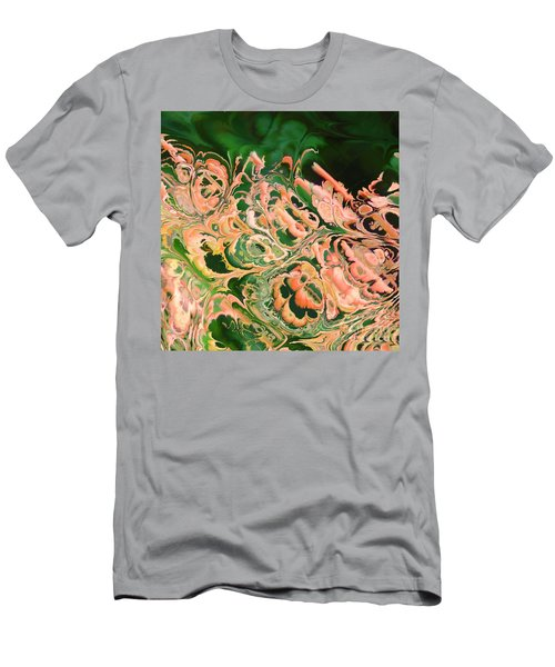 Marbled Men's T-Shirt (Athletic Fit)