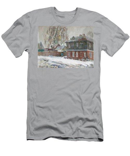 March Men's T-Shirt (Athletic Fit)