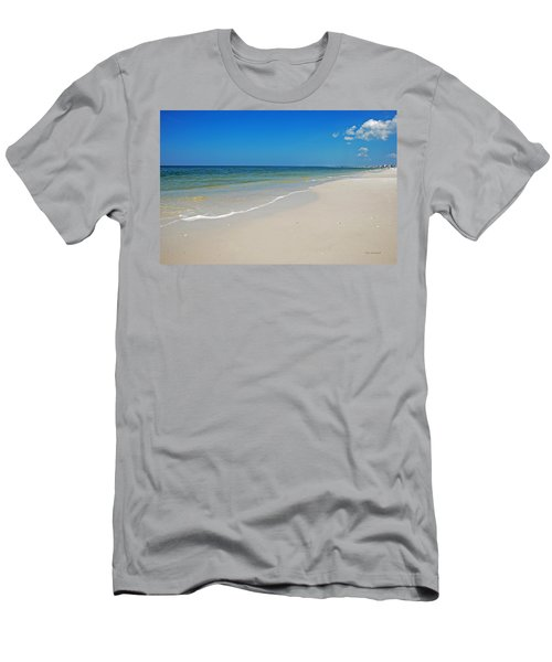 Mexico Beach Men's T-Shirt (Athletic Fit)
