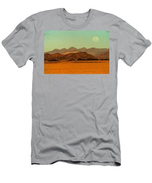 Moonrise Moment Men's T-Shirt (Athletic Fit)