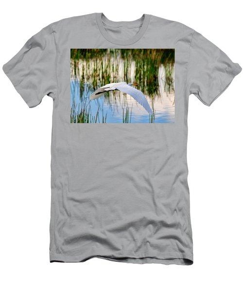 Morning Flight Men's T-Shirt (Athletic Fit)