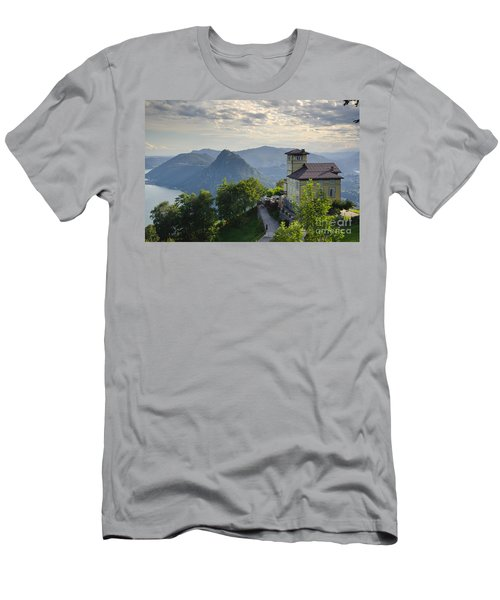 Mountain Bre Men's T-Shirt (Athletic Fit)