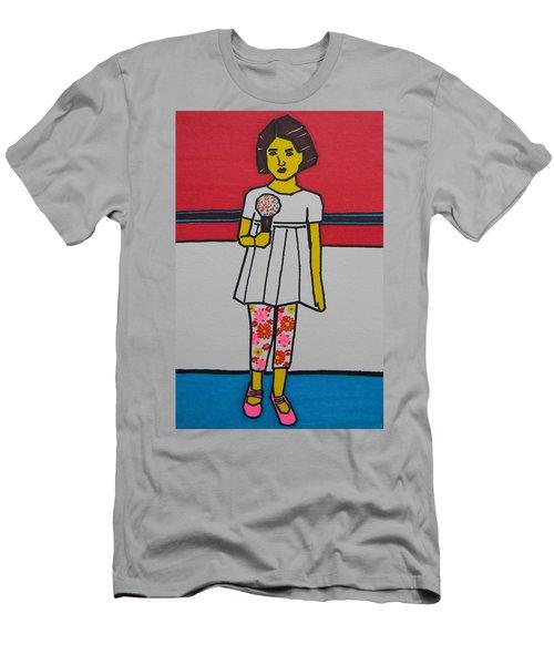 My Ice Cream  Men's T-Shirt (Athletic Fit)