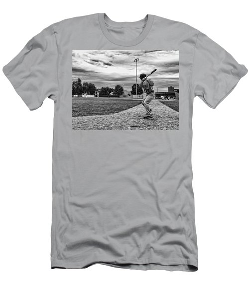 Men's T-Shirt (Slim Fit) featuring the photograph On Deck by Tom Gort