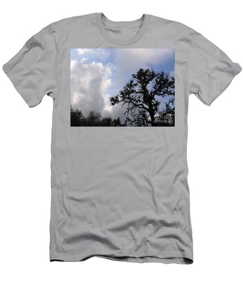 Men's T-Shirt (Slim Fit) featuring the photograph Opening Weekend by Mark Robbins