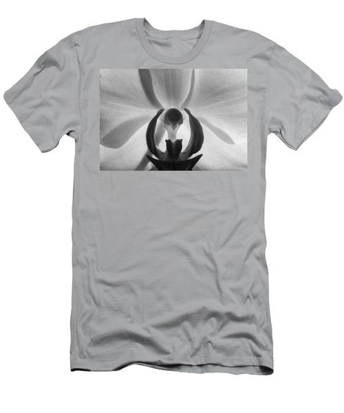 Orchid Heart Men's T-Shirt (Slim Fit) by Kume Bryant