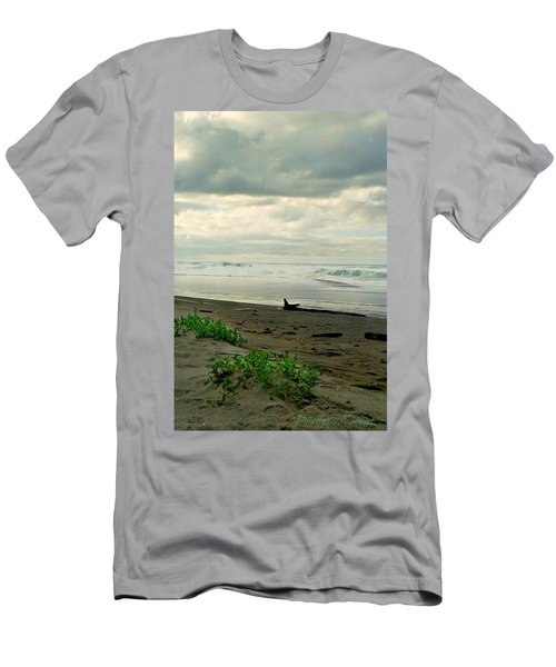 Oregon Coast 17 Men's T-Shirt (Athletic Fit)