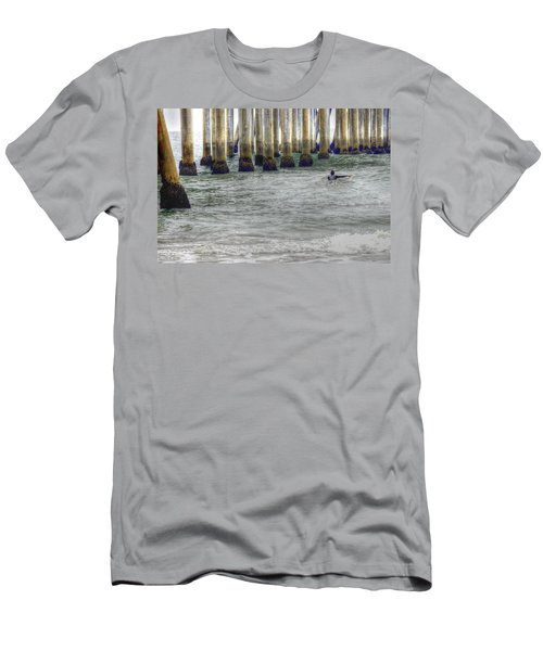 Paddling Out Men's T-Shirt (Athletic Fit)