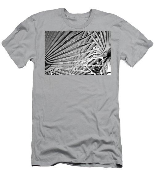 Palm Veils Men's T-Shirt (Athletic Fit)