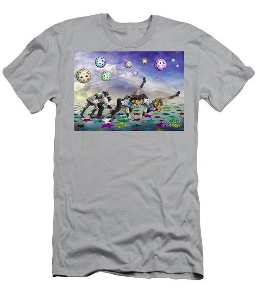 Perfect Coupling Men's T-Shirt (Athletic Fit)