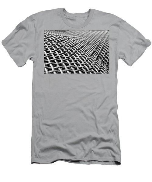 Perspective Men's T-Shirt (Slim Fit) by Leanna Lomanski