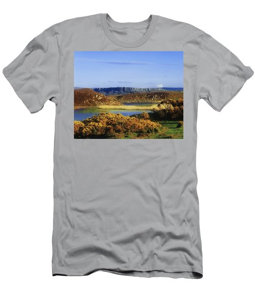 Rathlin Island, Co Antrim, Ireland Men's T-Shirt (Athletic Fit)