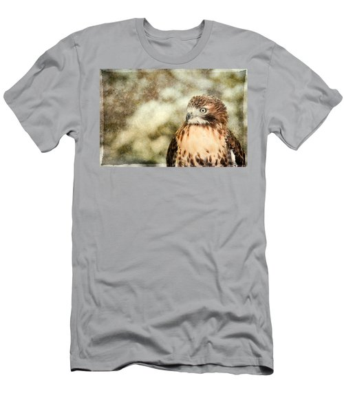 Red Tail Men's T-Shirt (Athletic Fit)